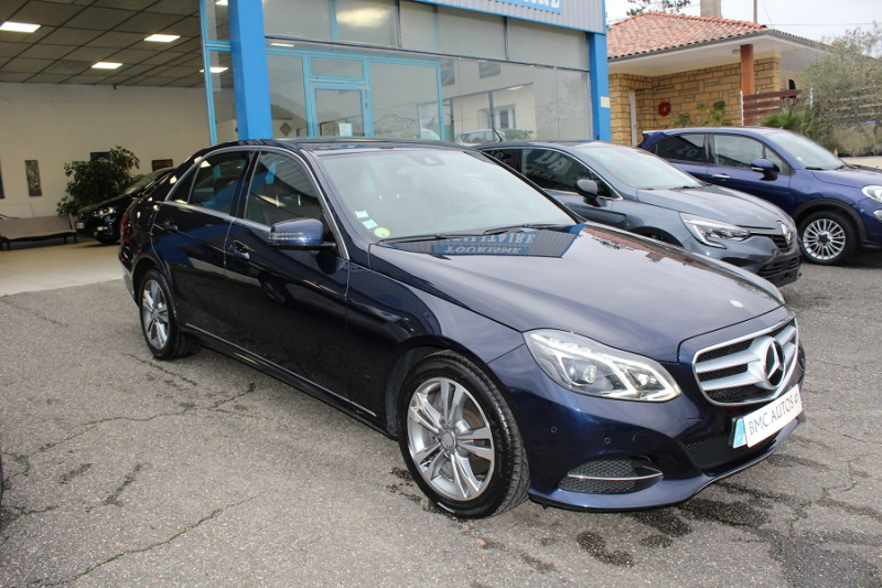 Photo 5 de l'offre de MERCEDES-BENZ CLASSE E (W212) 350 CDI BE BUSINESS EXECUTIVE 7GTRO+ à 18900€ chez BMC Autos 47