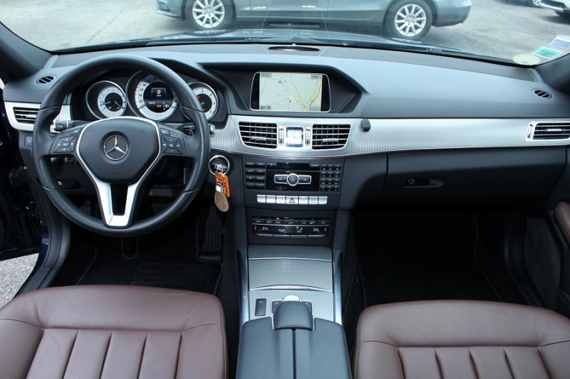 Photo 6 de l'offre de MERCEDES-BENZ CLASSE E (W212) 350 CDI BE BUSINESS EXECUTIVE 7GTRO+ à 18900€ chez BMC Autos 47