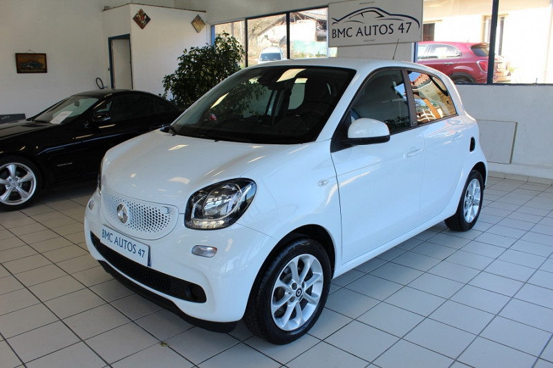Photo 1 de l'offre de SMART FORFOUR 71CH PASSION à 8990€ chez BMC Autos 47