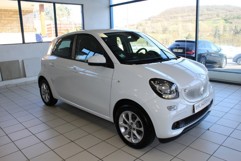 Photo 9 de l'offre de SMART FORFOUR 71CH PASSION à 8990€ chez BMC Autos 47